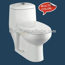 2013 chaozhou bathroom modern desing composite toilet