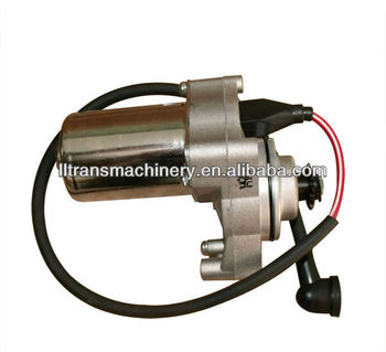 110cc aircooled engine starter motor