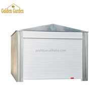 Models Shed Portable Roller Door Car