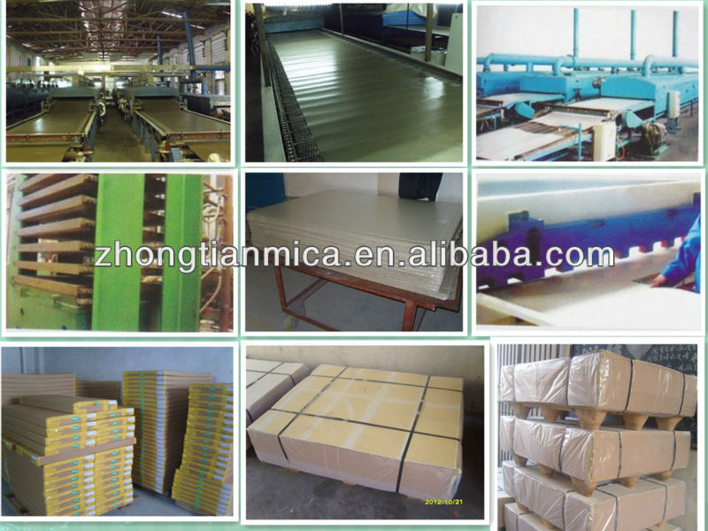 thin flexible heat resistant mica sheet
