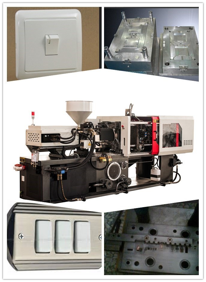 100ton Hot -Selling Full Automatic Energy Saving Mini Plastic Injection Molding Machine