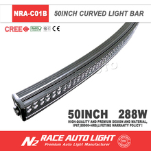 N2 Race Auto Best Selling High Power 50 Inch Truck LED Offroad Worklight LED Light Bar