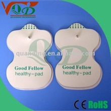 New tens electrode/tens machine electrodes/electrode pads for tens with CE,ISO13485