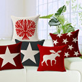 Fancy European Style Stars Cushion Cover