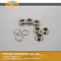 high quality metal shoes eyelets and grommets