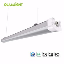 4ft ip65 60W IK10 anti-explosion Tri-proof LED light