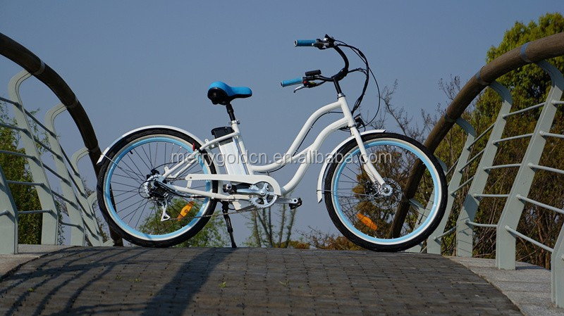 Popular and cheap 26 inch adult chopper bicycle beach cruiser for sale