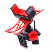 2017 Cell Phone Accessories Attachment Smart New Phone Bike Handlebar Mount with Silicone Shackle for i phone, sumsung