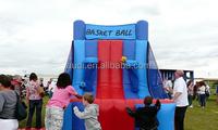TOP RATED ! basketball Inflatable Basketball Game