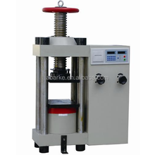 SYE-2000 Concrete Compression Test Machine Concrete Compressive Strength Testing For Selling