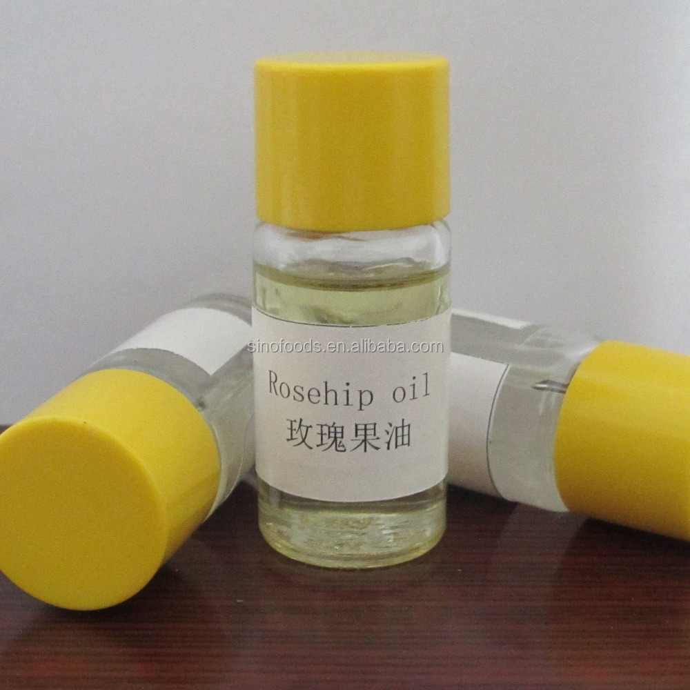 Mei Gui Guo GMP Manufacturer Supply Natural rose hip seed oil