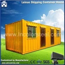 Hot sale Easy quick assembly 40 feet container house
