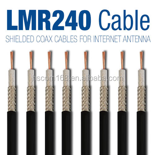 rg9/rg6 coaxial cable/coaxial rg48/rg58/rg59/rg123 cable with coaxial cable connectors
