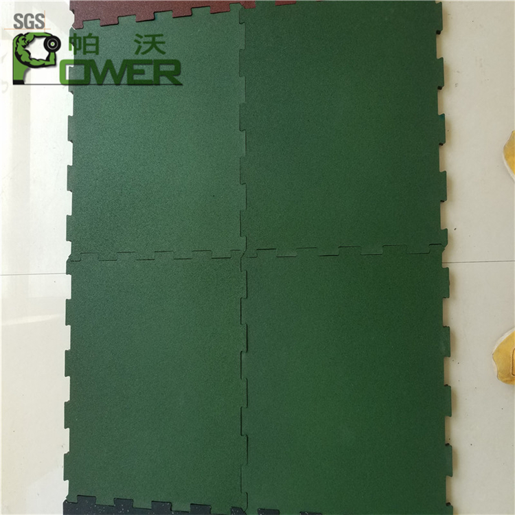 Professional cheap price granules material outdoor playground flooring mats rubber
