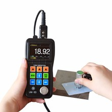 0.01mm through paint ultrasonic thickness gauge um-5d