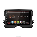 2016 10.1 inch toyota Vios car dvd player with reversing camera 3G Wifi for Mirror Link GPS