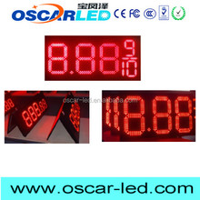 latest products in market mini 7 segment led display for wholesales