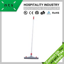 aluminium pole and floor squeegee hotel cleaning tool