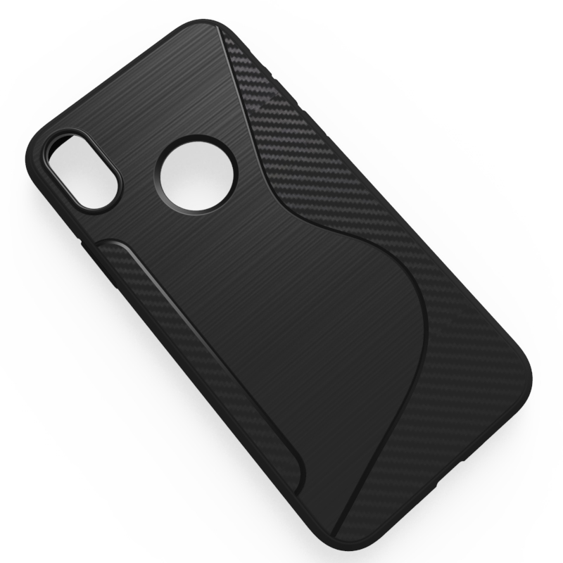 NS design mobile phone case for Iphone X tpu cases