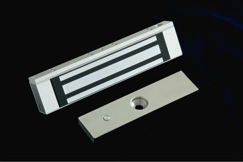 Single Door Small Magnetic Lock With 300lbs Holding Force