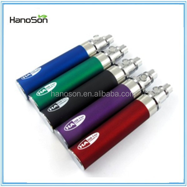 Free shipping Newest design 510/ego thread huge capacity battery Variable Voltage ego-t/ego II 2200mah Battery