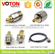 rp sma male to n female adapter connector
