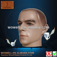 Fashion style men mannequin head for lace wig