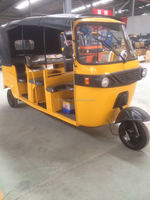 Ghana Auto 3 Wheeler Tuk Tuk Bajaj For Sale