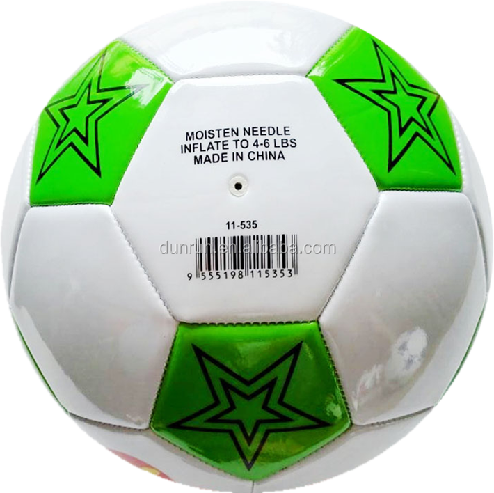 Customized design PU Football for Competition
