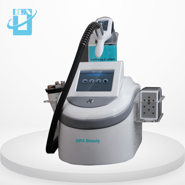 Super Body Shaper Machine/Velashape Body Shaping Equipment with Vacuum Roller Handpieces