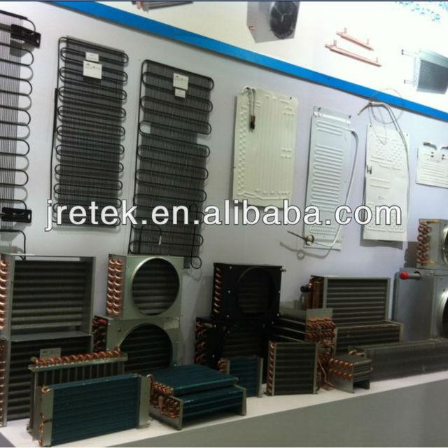 Universal air cooler copper condenser