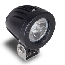 2inch 10w round auto led work light for offroad jeep truck trackor
