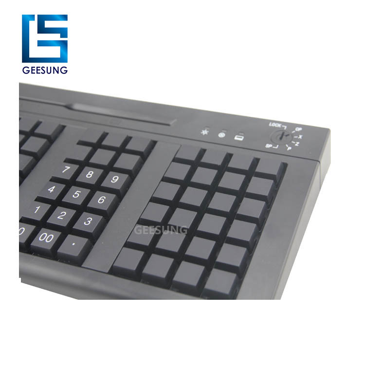PKB-66 Cherry MX Keys Keyboard Pos Programmable Keyboard 3 Tracks MSR