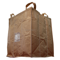 high quality flexible container jumbo bag for sand cement chemical feed