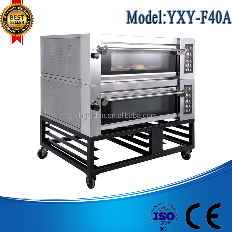 hot sell YXD series CE restaurant equipment kitchen/pizza ovens