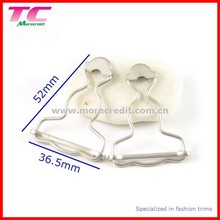 Existing Mould Metal Suspender Adjuster Buckles For Garment Parts