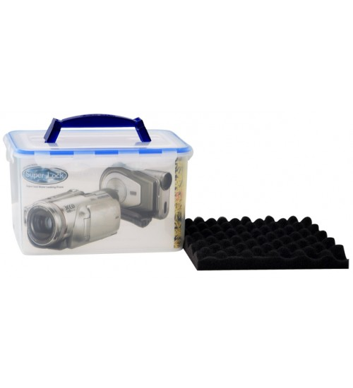 8400ml Camera Box / Electronic Box - Airtight - Keep Your Electronic Dry and Safe