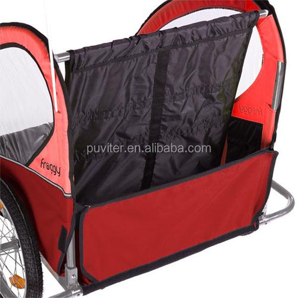 2017 NEW Baby Bike Trailer with EN15918/EN1888 certificate(BT004)