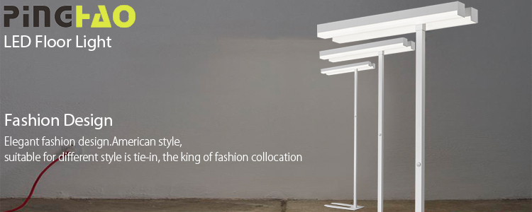 2016 New Design Hot Sale Office Decoration Linear Lamp Led Floor ...