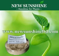 Compost amino acid powder for plants foliar spray fertilizer