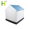 Pet plastic products dog house for large dogs