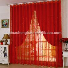 lace fabric red sheer voile draping for weddings house