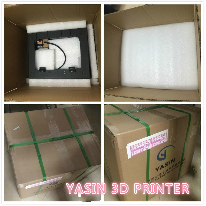 High Precision Printing Largest Size 750 * 600*750 mm For FDM 3D Printing machine