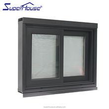 Low Price Aluminum Sliding glass Window China Manufacture