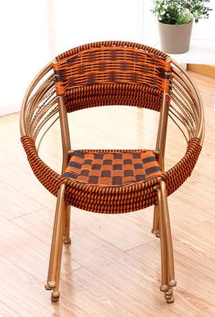 b b enfants de meubles chaise acapulco rotin selles petite chaise tricot s la main. Black Bedroom Furniture Sets. Home Design Ideas