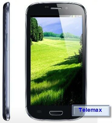 4.63 inch Quad Core, Dual SIM Card, GPS Smart Touch Mobil Phone