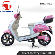 TDR241BZ factory direct china made 350w electric motorcycle
