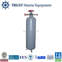 Marine type A vertical air bottle for ship use