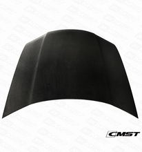 2009 OEM STYLE CARBON FIBER ENGINE COVER HOOD BONNET FOR HONDA CITY