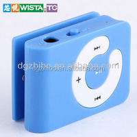 2GB digital mini clip mp3 player manual
